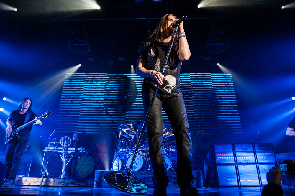 Dream Theater live, 18.02.2014, Düsseldorf