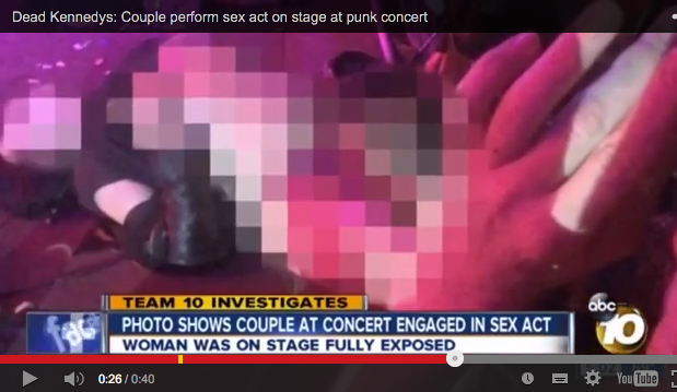 Sex Beim Konzert