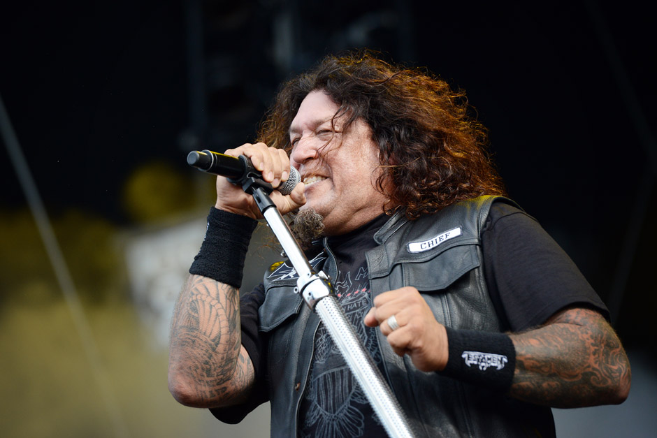 Testament live, Wacken Open Air 2012