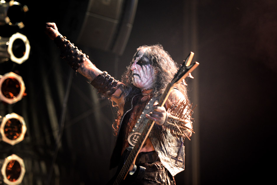 Watain live, Wacken Open Air 2012