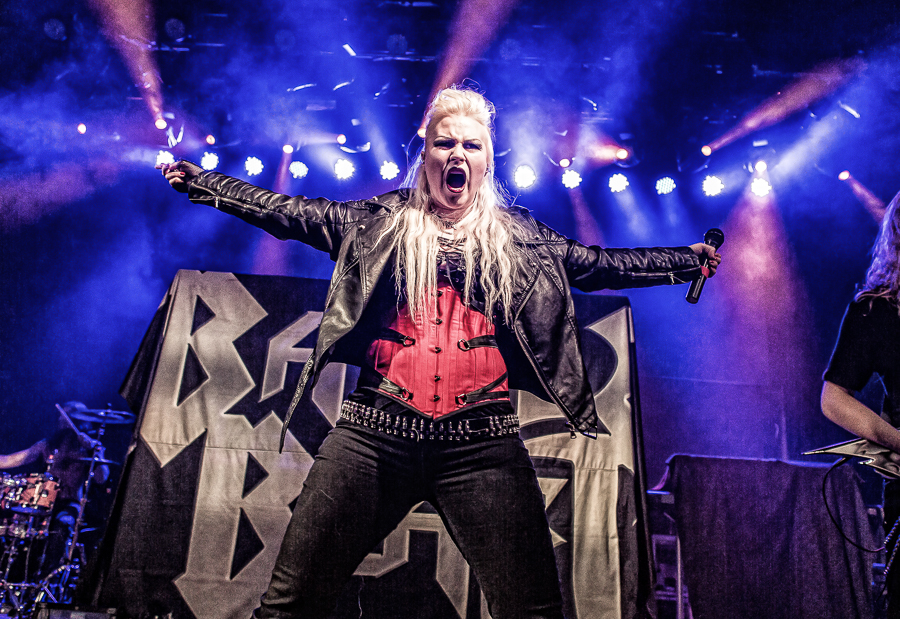 Battle Beast live, 17.01.2015, Langen