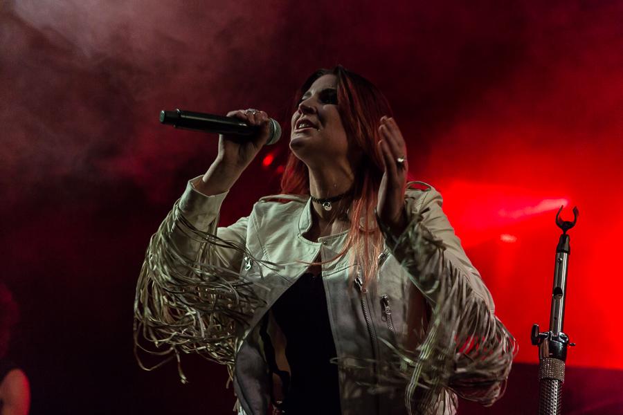 Delain live, 17.01.2015, Langen