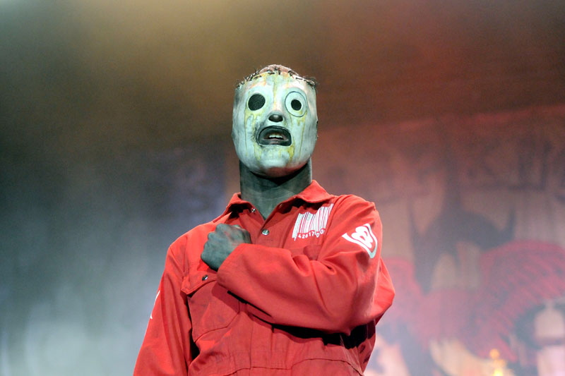 Slipknot, Graspop Metal Meeting 2011