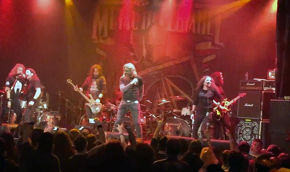 Metal Allegiance live