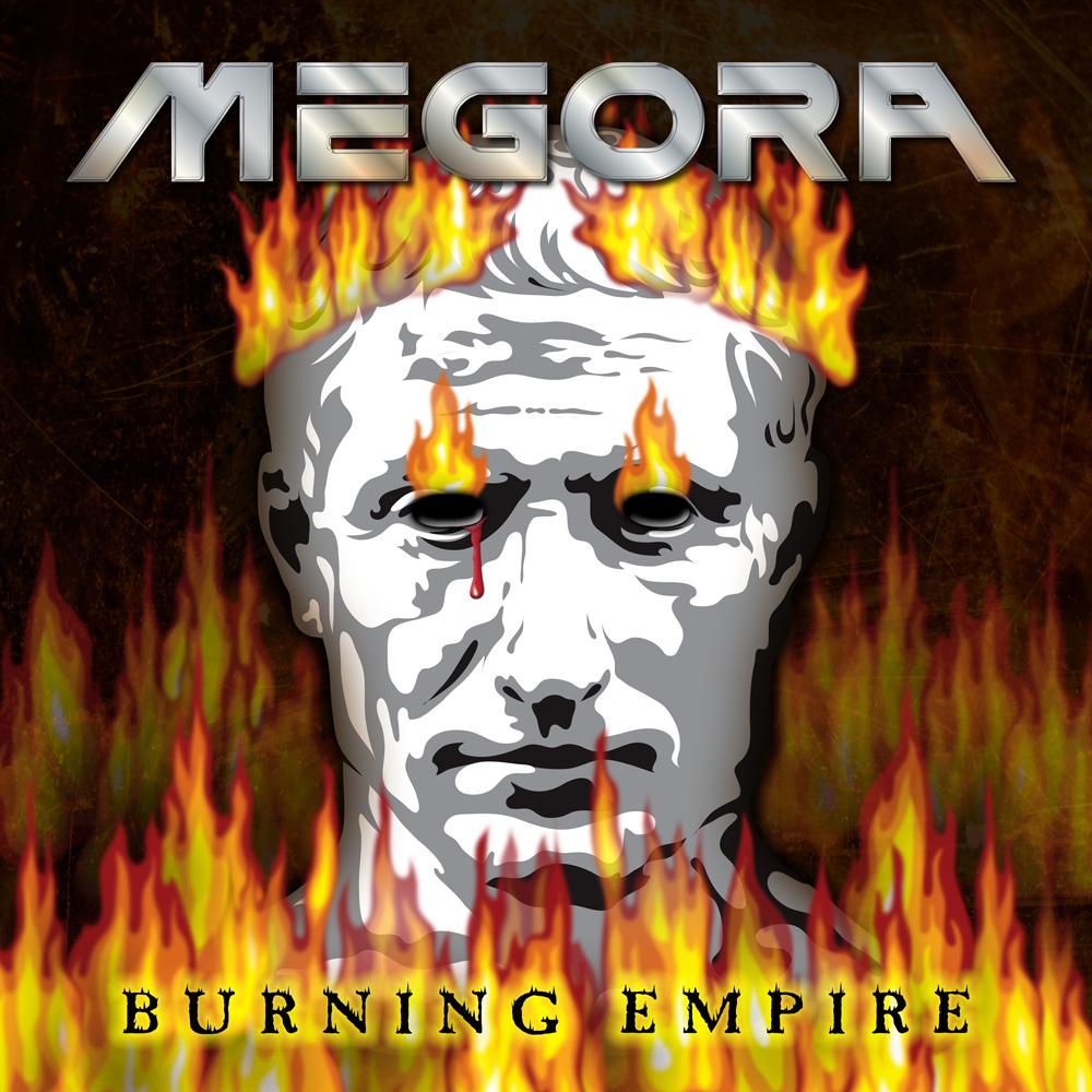 Alben der Woche 23.01.15 - Megora BURNING EMPIRE