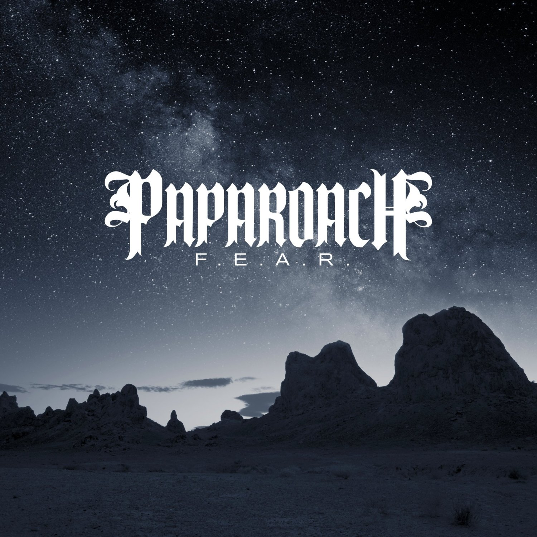 Alben der Woche 23.01.15 - Papa Roach F.E.A.R.