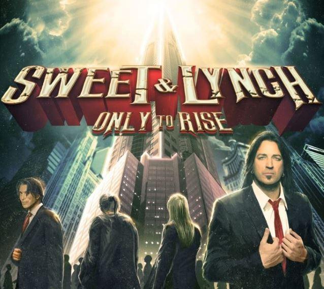 Alben der Woche 23.01.15 - Sweet & Lynch ONLY TO RISE