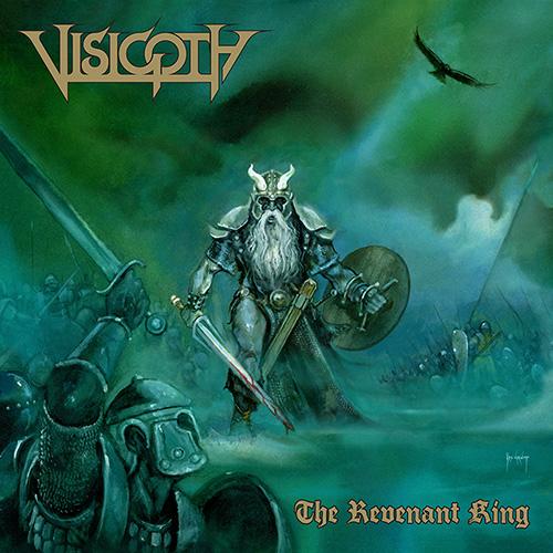 Alben der Woche 23.01.15 - Visigoth THE REVENANT KING