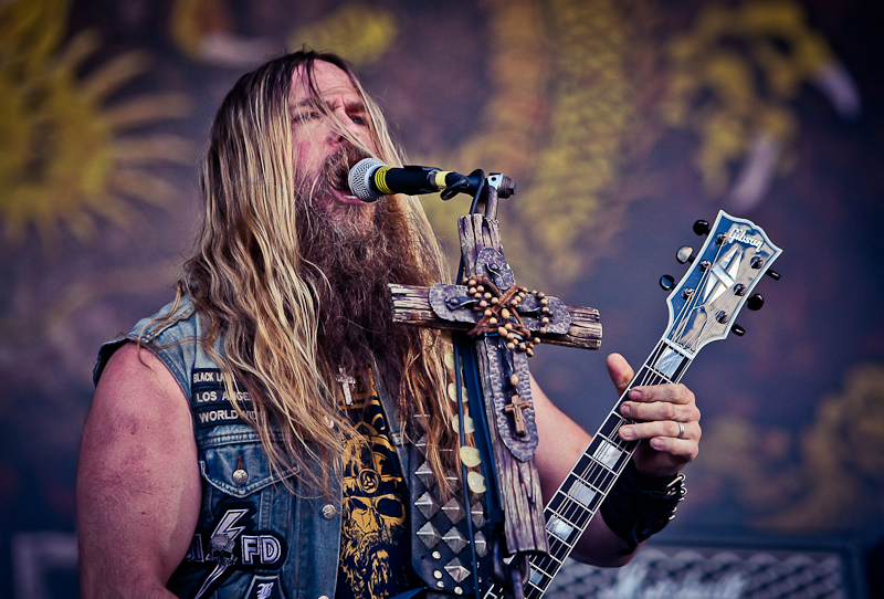 Black Label Society live, Nova Rock Festival 2014