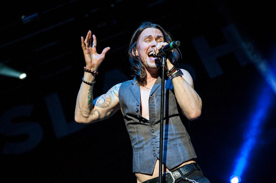 Slash & Myles Kennedy live, 23.12.2014, Köln