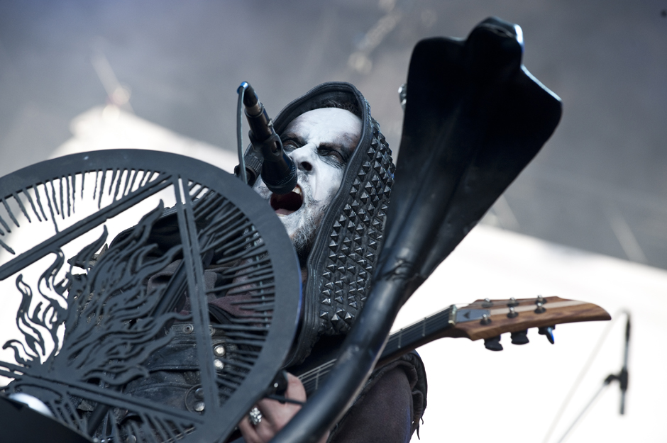 Behemoth live, Out & Loud Festival 2014 in Geiselwind