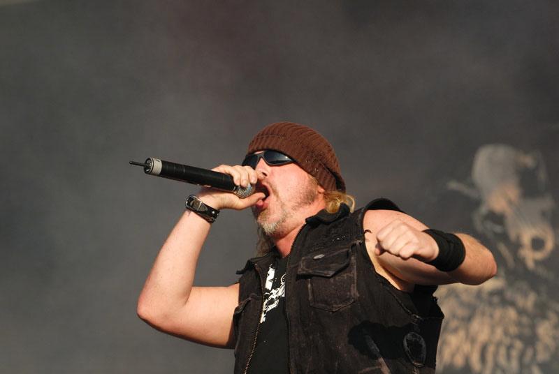 Morgoth, live, Wacken 2011