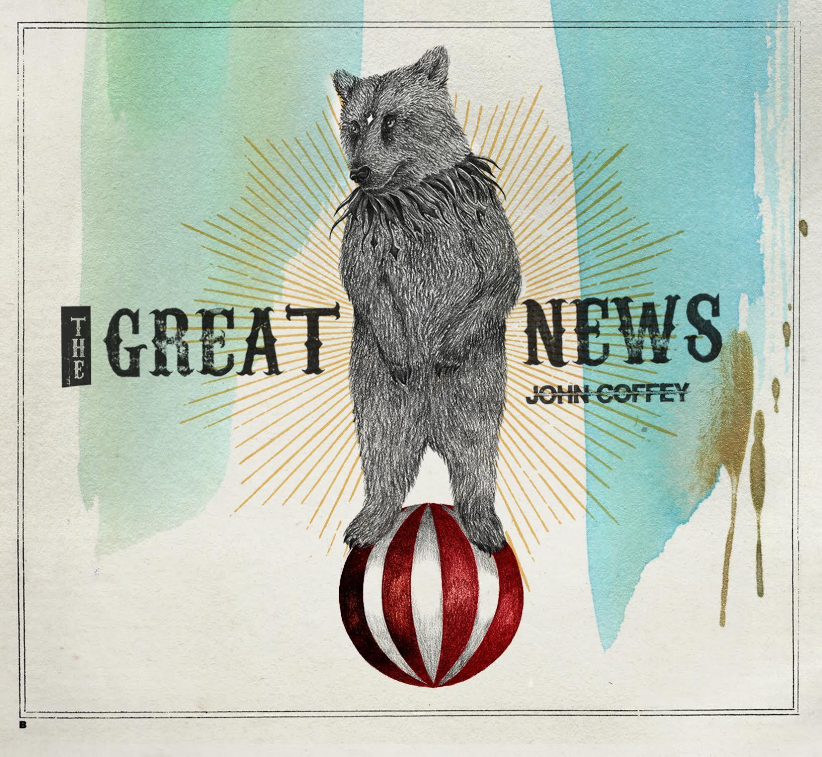 Alben der Woche 30.01.15 - John Coffey THE GREAT NEWS