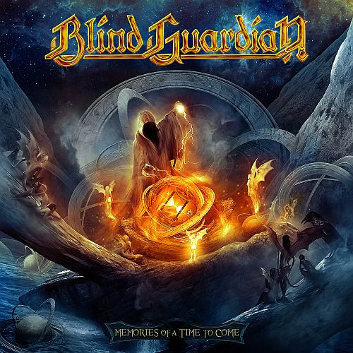 Cover zu Memories Of A Time To Come von Blind Guardian