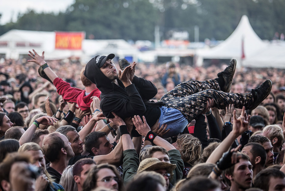 Summer Breeze 2014: Fans und Atmo