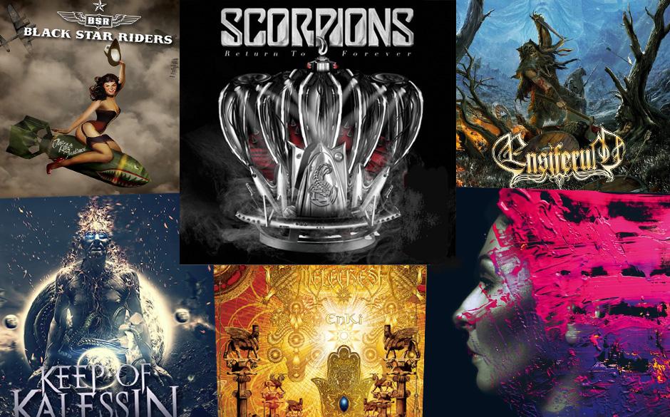 Die Metal-Alben des Monats Februar 2015