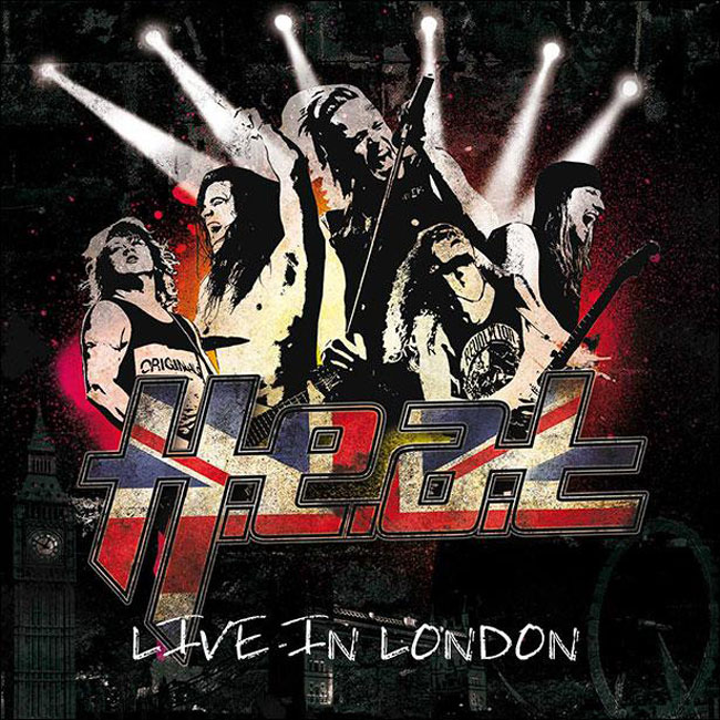 H.E.A.T. LIVE IN LONDON