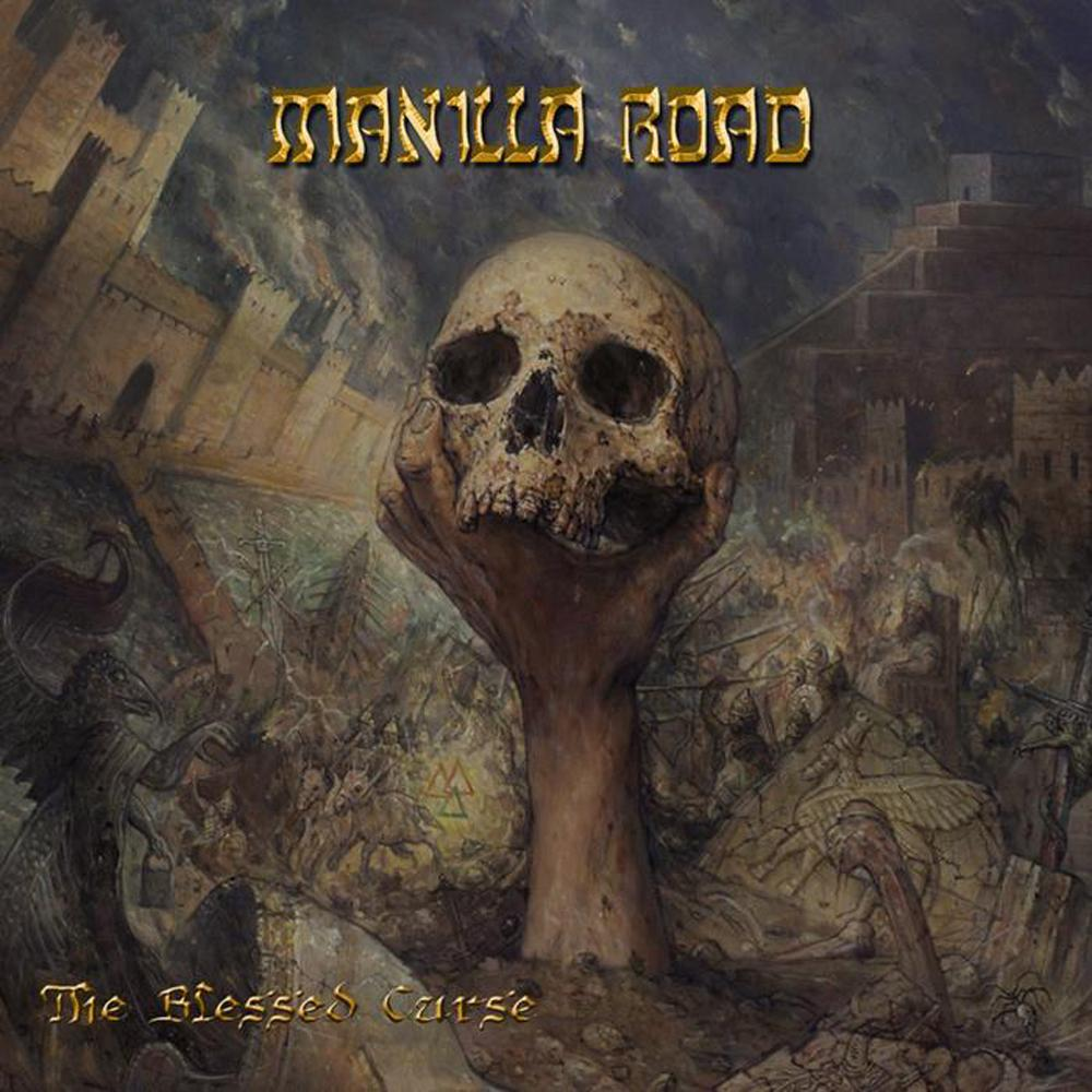 Manilla Road THE BLESSED CURSE