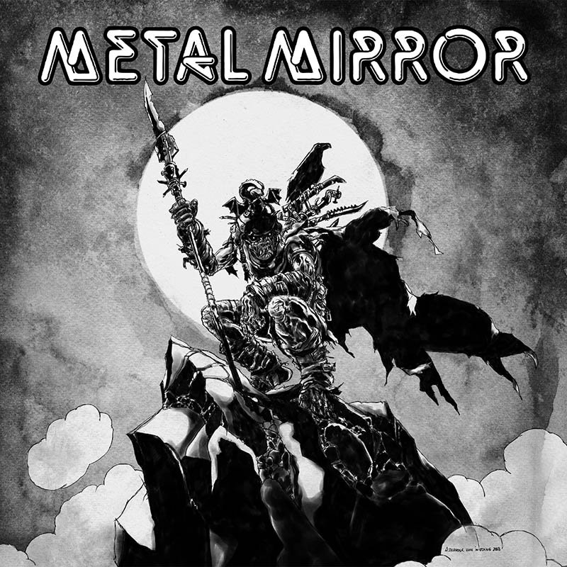 Metal Mirror III
