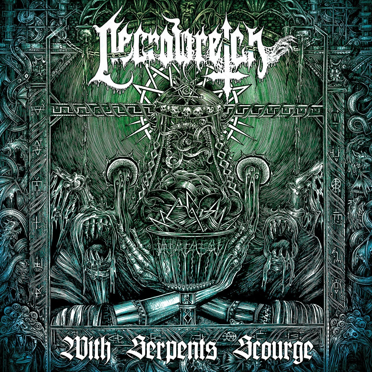 Necrowretch WITH SERPENTS SCOURGE