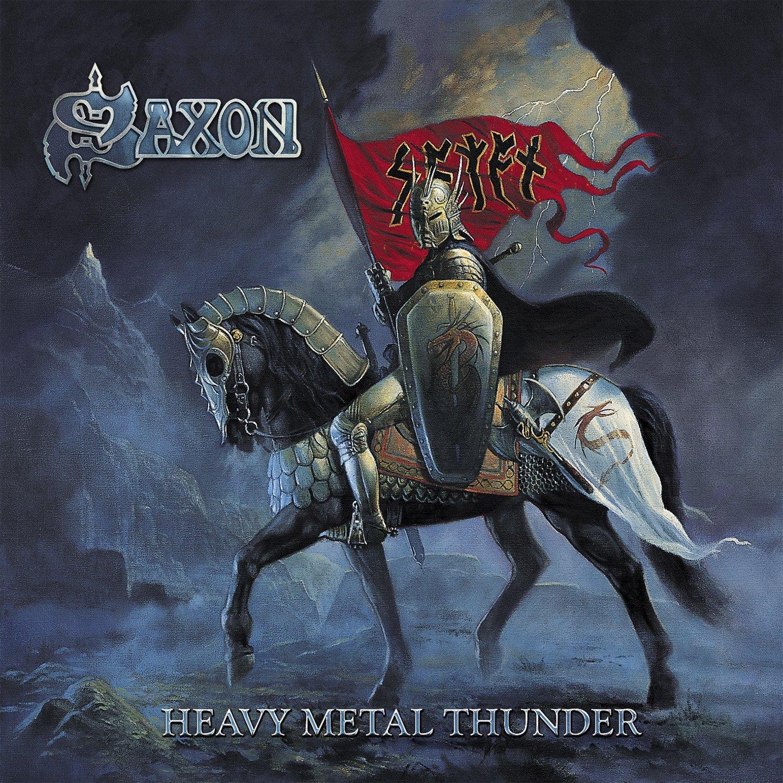 Saxon HEAVY METAL THUNDER (Wiederveröffentlichung, Best Of)