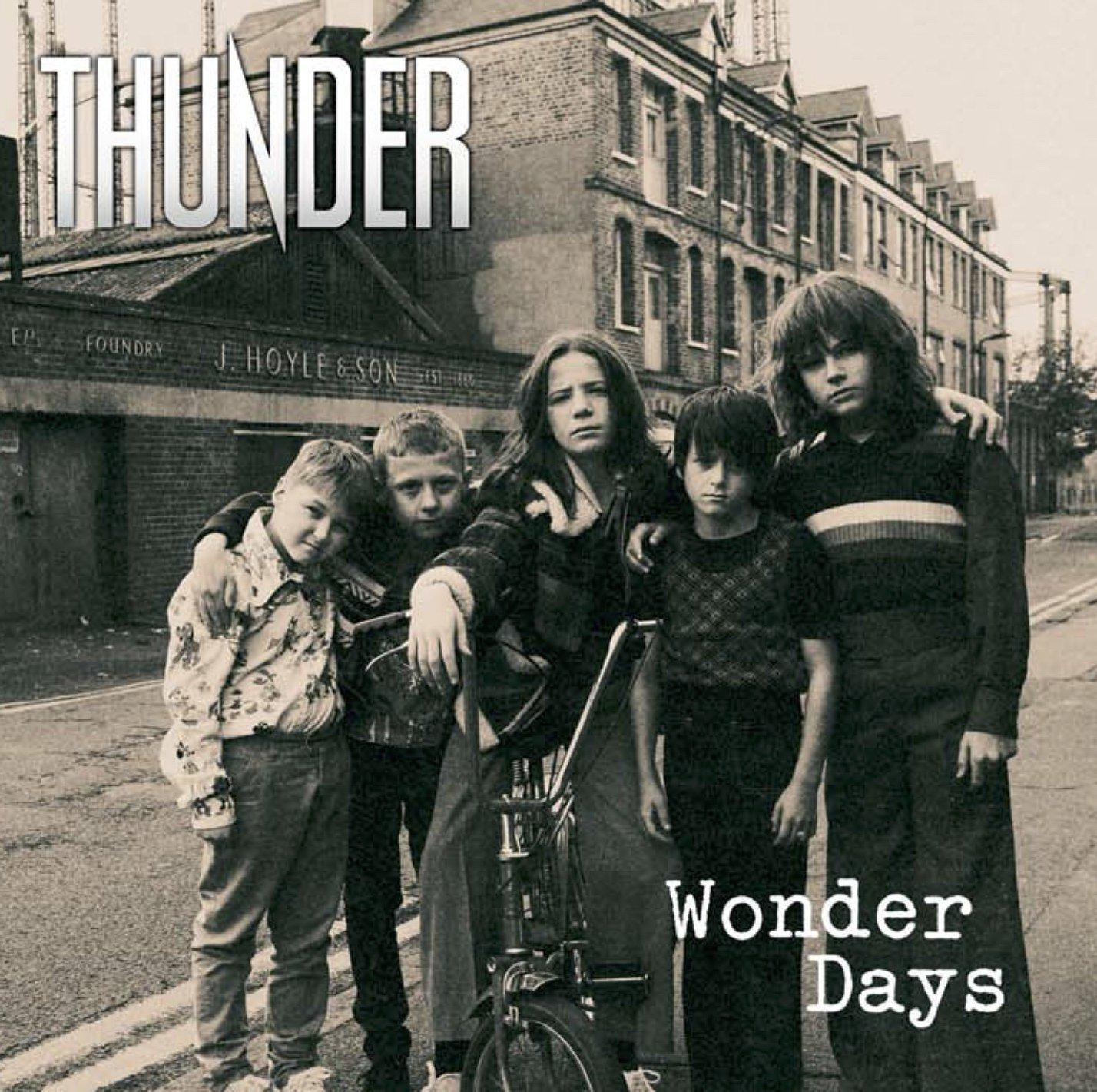 Thunder WONDER DAYS