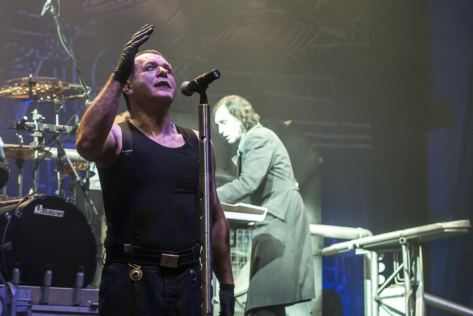 Stahlzeit live, 31.01.2015, München
