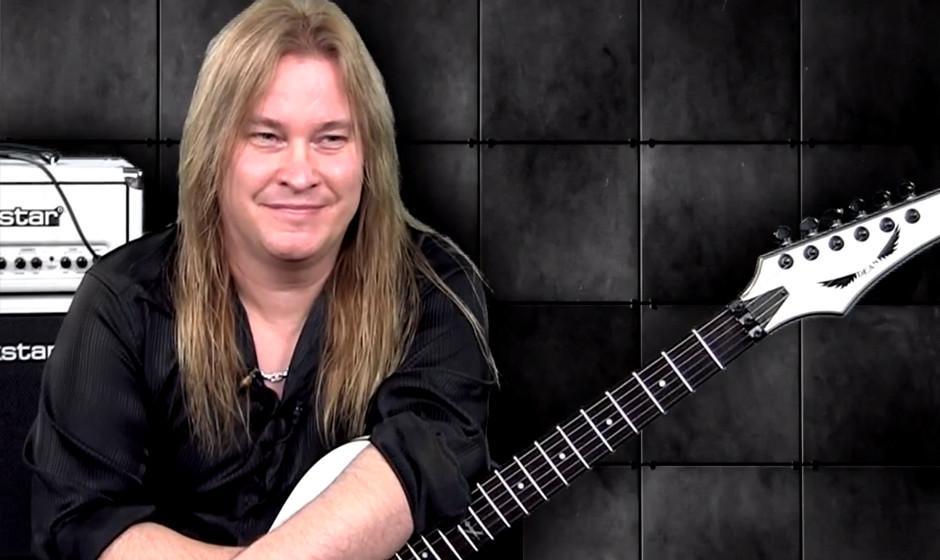 Glen Drover (u.a. Ex-Megadeth)