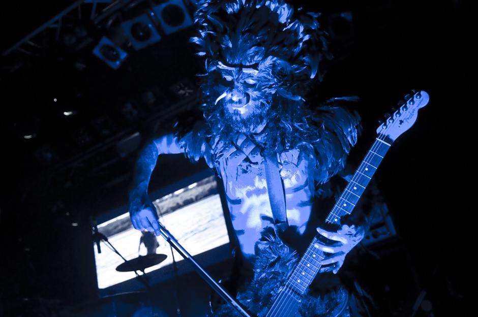 Nordic Giants live, 03.02.2015, Hamburg