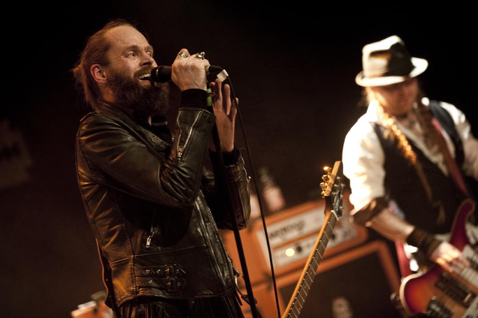 Sólstafir live, 03.02.2015, Hamburg