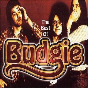 Welches ist das neueste Album in deiner Sammlung? Budgie BEST OF BUDGIE, eine harte Band aus Wales. Metallica haben 'Breadf