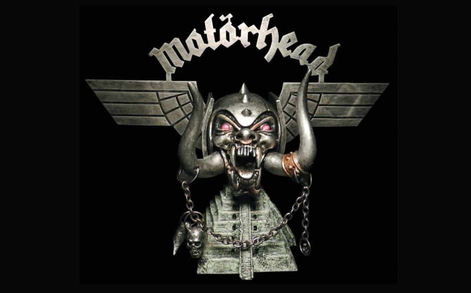 Motörheads Warpig-Statue