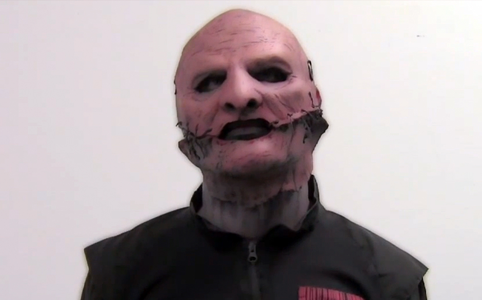 Corey Taylor (Slipknot) im Interview mit Barbara Caserta von Linea Rock