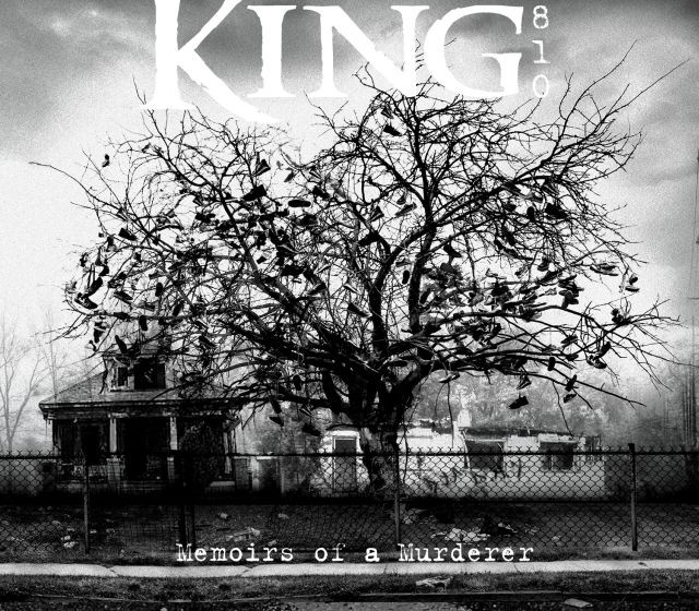 King 810 MEMOIRS OF A MURDERER (2014)
