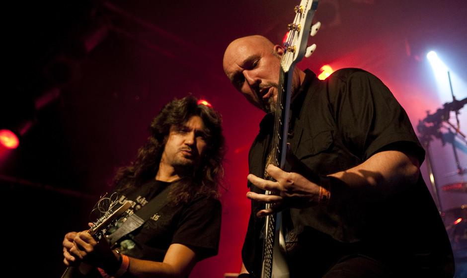 Rage live, Hamburg Metal Dayz 2013