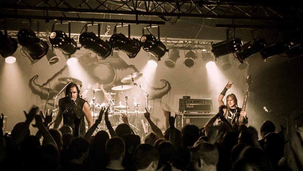 Keep Of Kalessin live, 11.05.2013, Köln