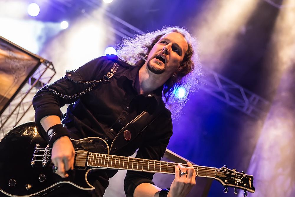 Serious Black live, 07.02.2015, Bamberg, Brose Arena