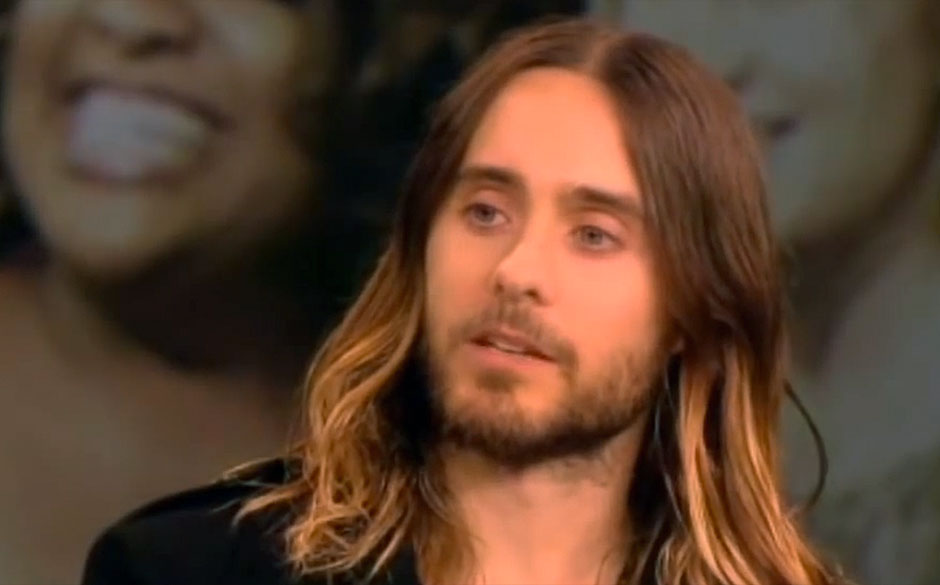 Jared Leto (30 Seconds To Mars)