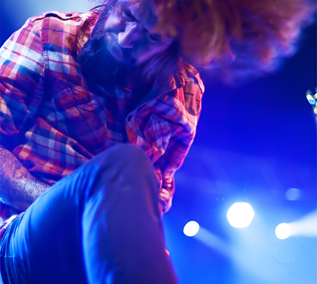 Every Time I Die live, 04.02.2014, Offenbach