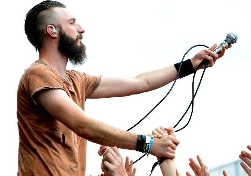 Caliban live, Elbriot 2014