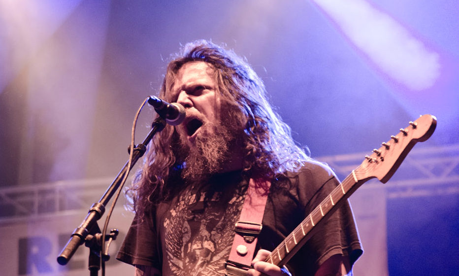 Red Fang live, Wacken Open Air 2012