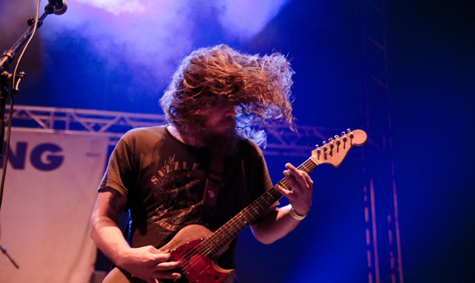 Red Fang live, Wacken Open Air 2012