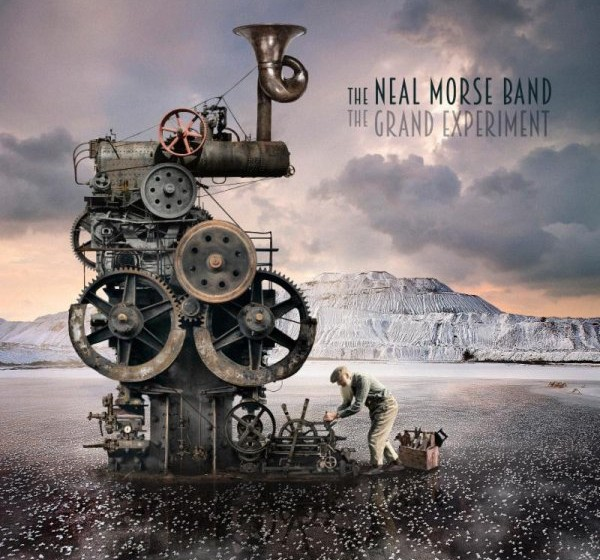 The Neal Morse Band THE GRAND EXPERIMENT