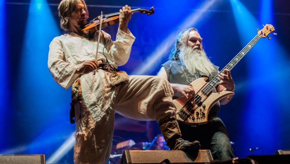 Korpiklaani live, Rock Harz Festival 2014