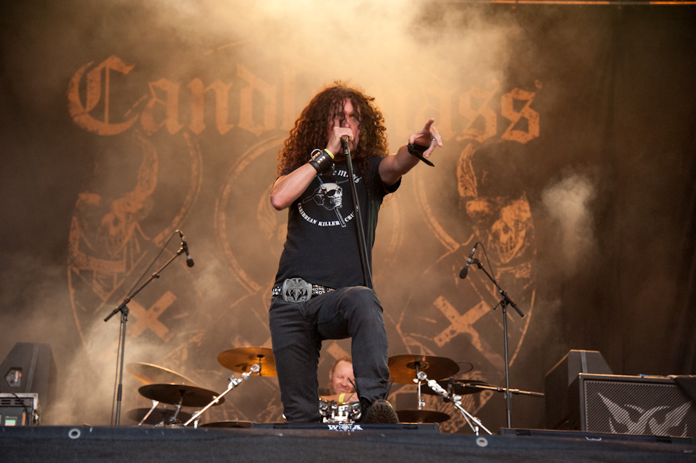 Candlemass live, Wacken Open Air 2013