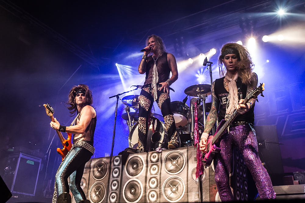 Steel Panther live, 22.06.2014, Hamburg