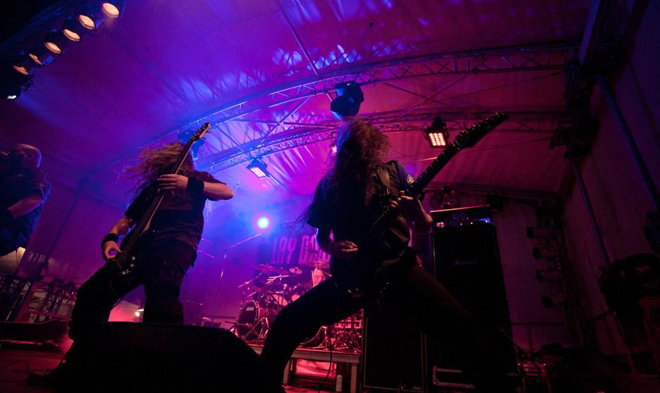 Lay Down Rotten live, Summer Breeze 2014