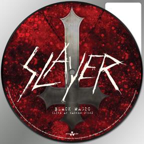 Slayer WHEN THE STILLNESS COMES B-Seite