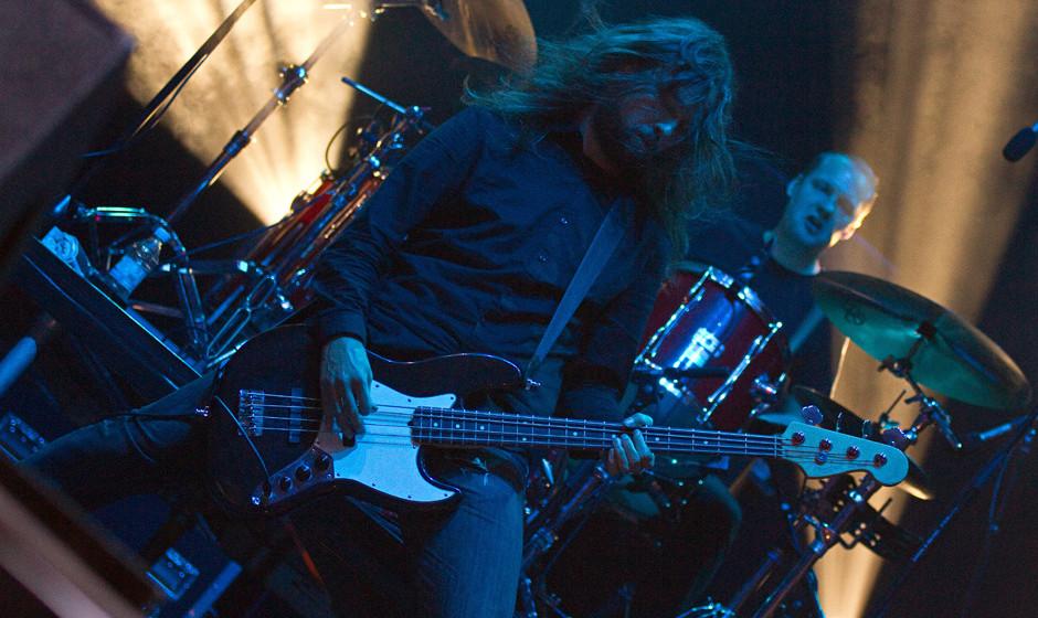Ghost Brigade live,  Wacken Open Air 2012