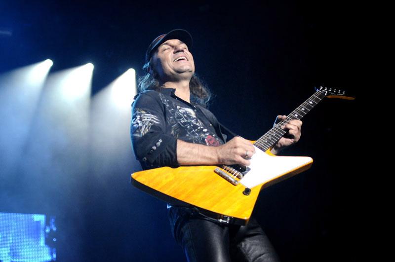 Scorpions, Graspop Metal Meeting 2011